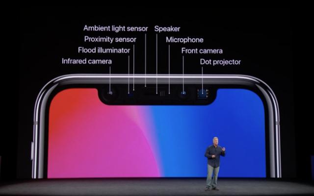 Les fabricants ont du mal à fabriquer la caméra d'identification faciale d'Apple, ce qui signifie que moins d'iPhone X seront disponibles