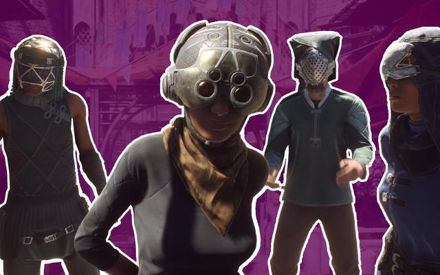 As pessoas no hino com certeza gostam de usar máscaras