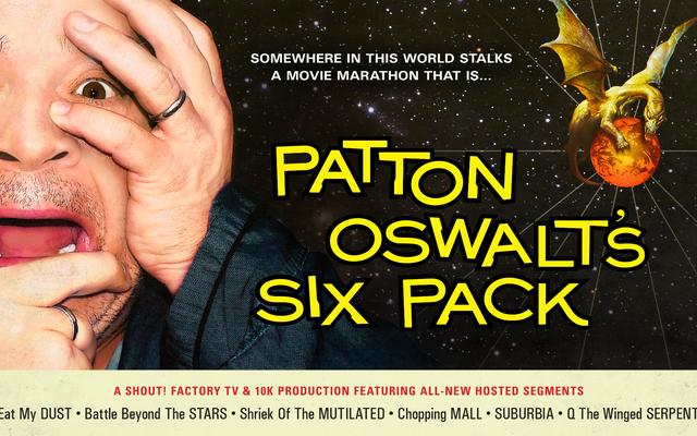 Patton Oswalt bir B filmi maratonunun küratörlüğünü yaptı ve kutlayacak bir hediyemiz var