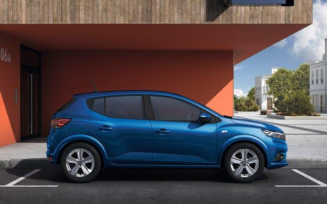 Dacia Sandero की सबसे शानदार विशेषता कुछ ऐसी है जो हर सस्ती कार को चुरा लेनी चाहिए
