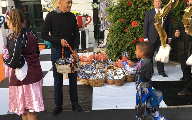 私の息子の唯一の大統領:オバマは黒人の子供たちに彼ら自身の可能性を見させました