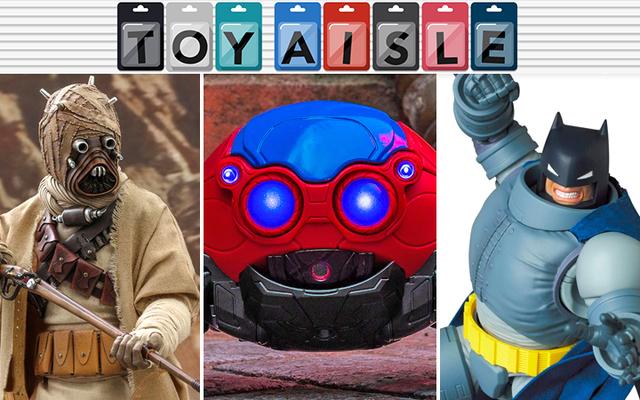 今週の最もかわいい、最も奇妙なおもちゃは、未開封のアベンジャーズディズニーパークからのスパイダードローンです