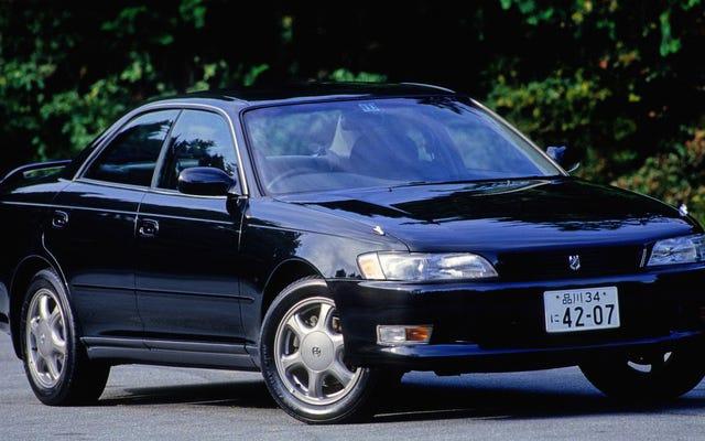 Berdoa Untuk Rekening Bank Saya Karena Toyota JZX90 Sekarang Legal Untuk Diimpor