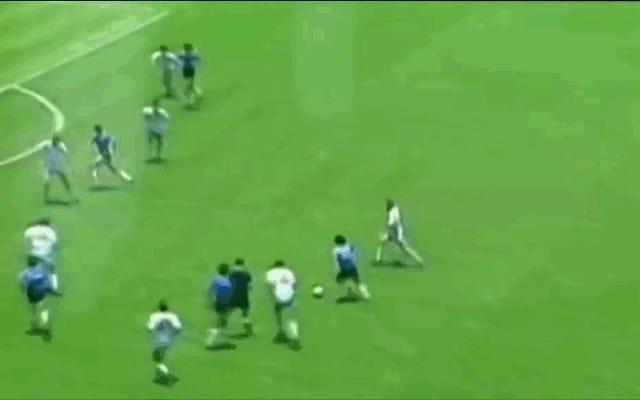 VARがマラドナの「神の手」とワールドカップの結果にどのように影響したか