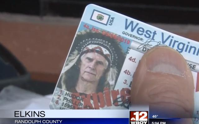 ชายชาวเวสต์เวอร์จิเนียต่อสู้กับใบอนุญาตขับรถไบโอเมตริกซ์ด้วยการเหยียดเชื้อชาติ [อัพเดท]