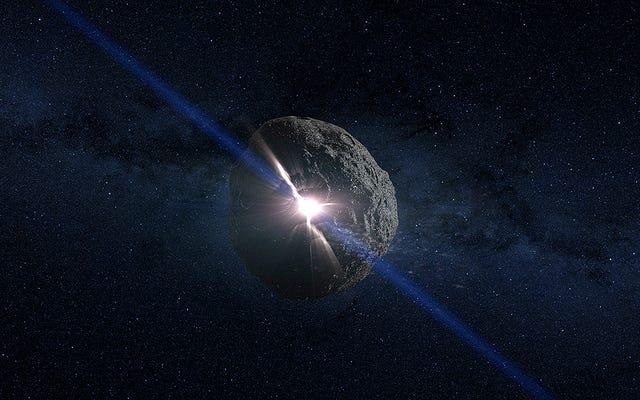 HAMMER: le vaisseau spatial nucléaire de la NASA dont le but est de détruire un astéroïde en 2135