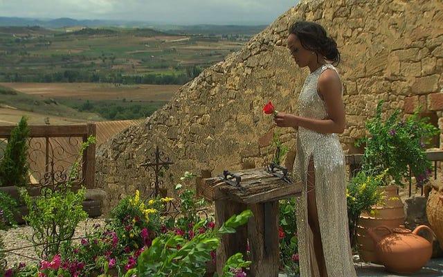 Trong The Bachelorette Finale, Rachel đã có được kết thúc hạnh phúc, ngay cả khi khán giả không