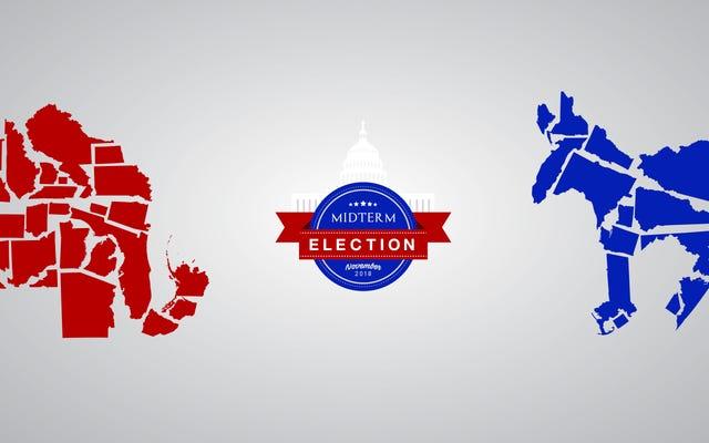 'व्हाट अप अप विथ व्हाइट पीपल?' और 5 अन्य प्रश्न आज रात के चुनाव जवाब देंगे