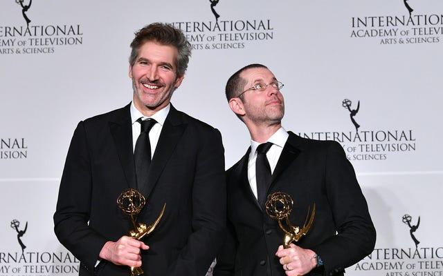 Les gars de Game Of Thrones décident que les étoiles sont bonnes pour un film HP Lovecraft
