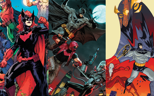 DC Memberikan Banyak Berita Komik, Termasuk Antologi Luar Biasa dari Pahlawan LGTBQIA +-nya