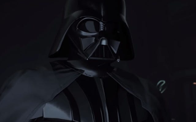 Новая игра про Дарта Вейдера выходит на Oculus VR [Обновление]