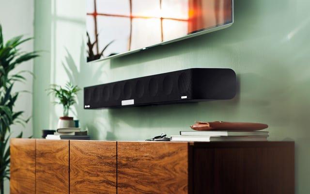 Soundbar Bonkers 3D firmy Sennheiser trafi do sprzedaży w tym roku za kwotę Bonkers