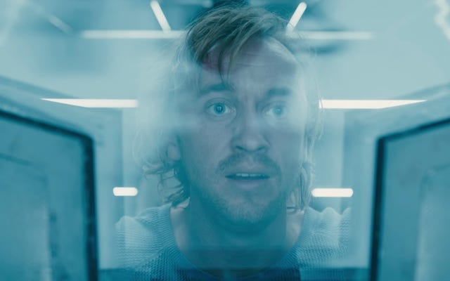ドラコマルフォイがYouTubeの起源の新しい予告編で宇宙に行く