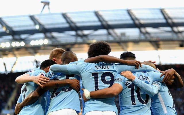 Manchester City tốt hơn rất nhiều so với mọi người khác