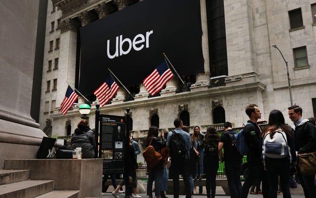 उबेर अपनी खुद की कंपनी में पोस्टमार्टम के रोबोटिक्स डिवीजन से बाहर निकल रहा है
