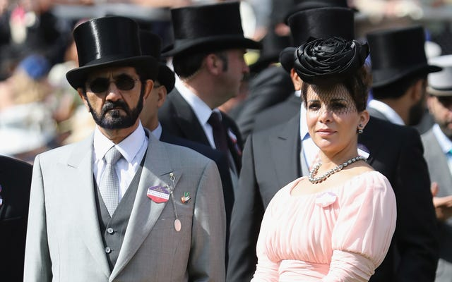 Dubajska księżniczka Haya złożyła wniosek o nakaz ochrony dla kobiet w małżeństwach przymusowych
