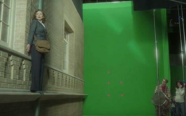 Un aperçu des coulisses des effets visuels subtils de l'agent Carter