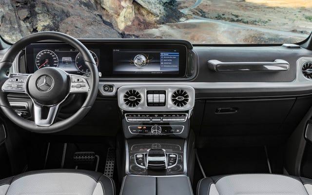 G-Wagen ปี 2018 แตกต่างและ Mercedes หมายถึงครั้งนี้จริงๆ
