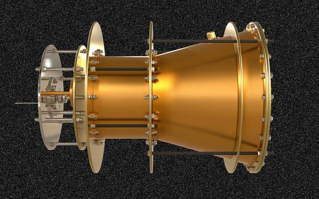 EmDrive, o motor 'impossível' testado pela NASA, é derrubado mais uma vez