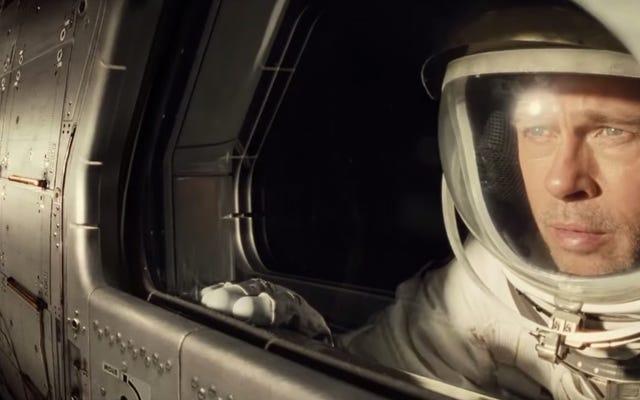 悲しい男と宇宙で2時間過ごしたいだけなら、AdAstraを気に入るはずです。