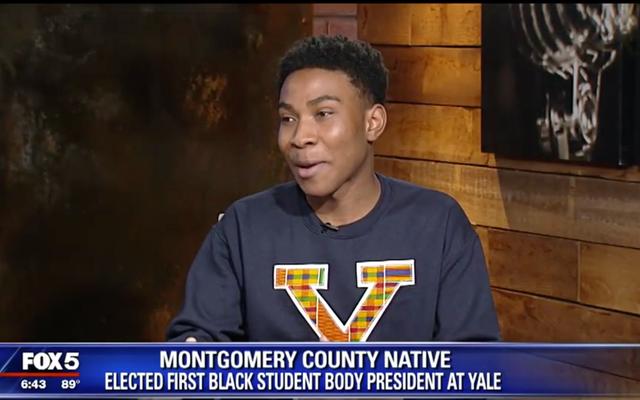 Presiden Badan Mahasiswa Kulit Hitam Pertama Terpilih di Universitas Yale