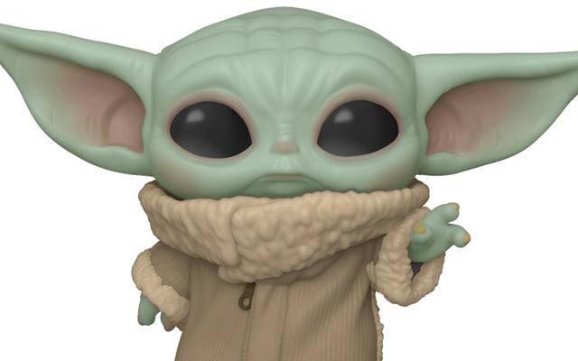 Baby Yoda ha già il suo Funko perché niente può sfuggire a queste figure dalla testa grande