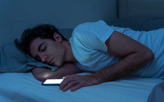 より良い睡眠のための最高のスマートフォン機能