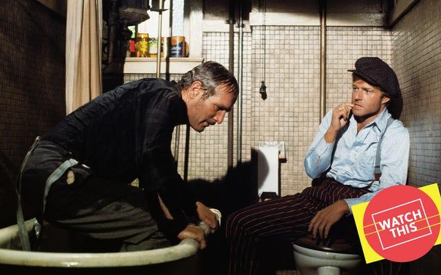 Chỉ mất hai bộ phim để Newman và Redford trở thành một bộ đôi biểu tượng trên màn ảnh