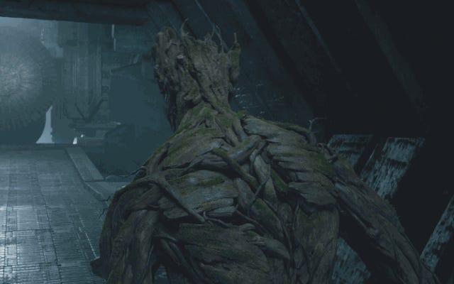"""Mendesain Selangkangan Groot Untuk Penjaga """"Sangat Sulit"""""""