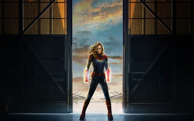 Lo que amamos del Capitán Marvel (hay un gato)