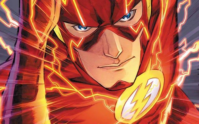 Le film Flash de DC a trouvé son nouveau directeur