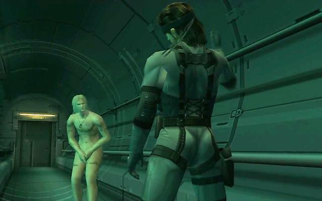 デヴィッド・ヘイターが素晴らしいパフォーマンスを披露Re:Solid Snake's Ass