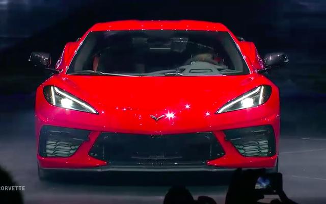 La Corvette à moteur central Chevrolet C8 2020 a 495 chevaux et une meilleure technologie que jamais