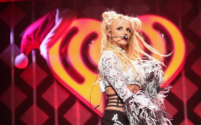 Britney Spears'ın menajeri bir daha asla performans sergilemeyeceğini söyledi