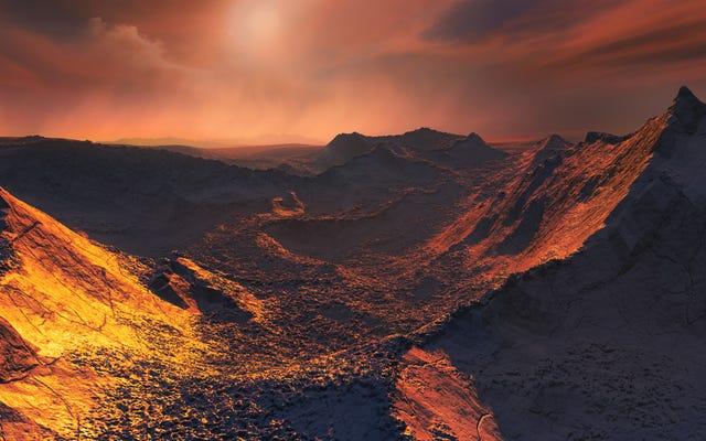 科学者たちは、近くの星の周りの新しいスーパーアースを魅了することに気づきます
