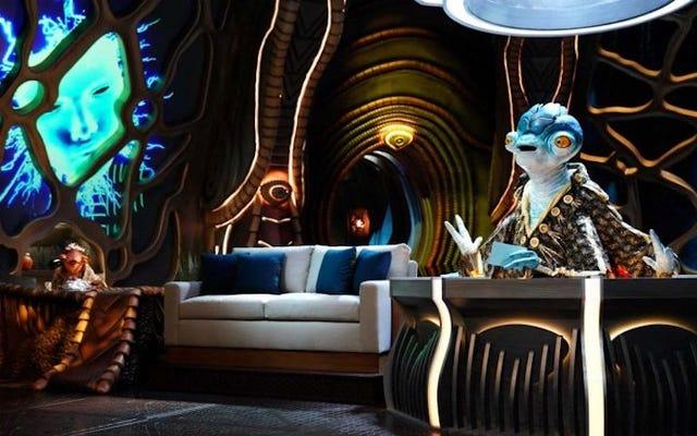 Компания Джима Хенсона представляет Диснею ток-шоу об инопланетянах под названием Земля для Неда