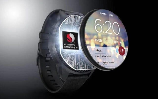 Snapdragon Wear 3100チップが登場し、WearOSウォッチに必要なブーストを提供します