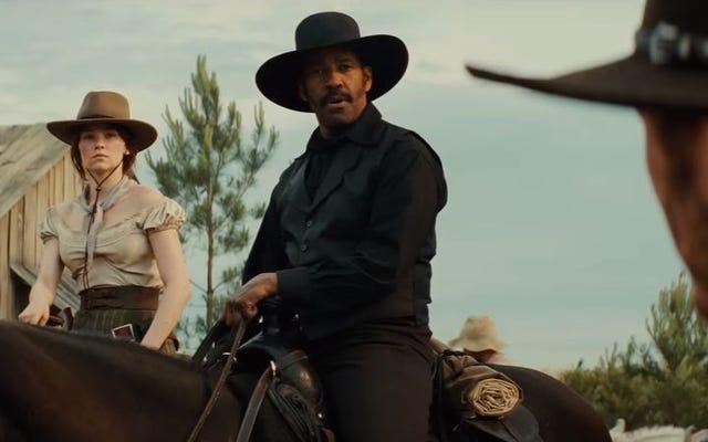 本当の西部は、映画のように白くはありませんでした