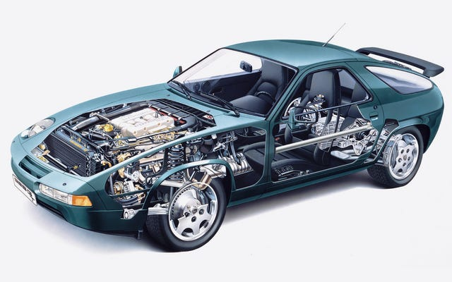 पोर्श को अपनी शानदार फ्रंट-इंजन ट्रांसलेक्स कारों को वापस लाने की आवश्यकता क्यों है