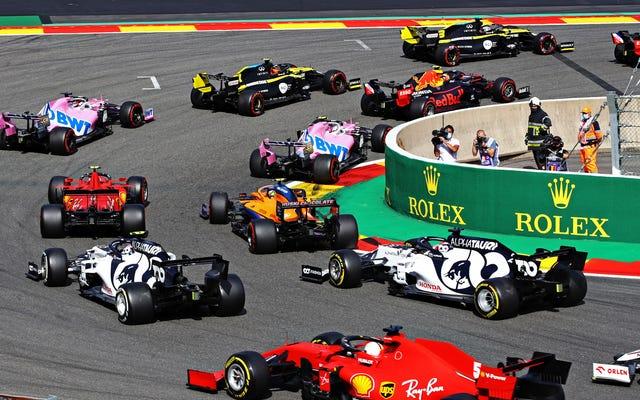 F1 przetestuje wyścigi sprinterskie w tym sezonie, zamrozi rozwój silnika w przyszłym roku