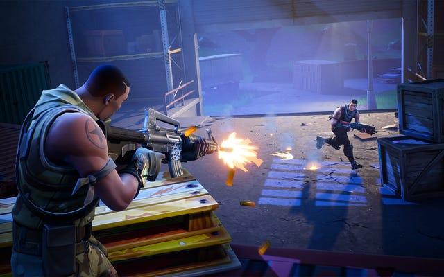 Fortnite Will Nerf Shotguns, ลบ Jetpack