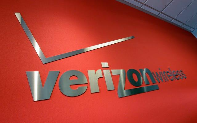 Verizonの顧客は、他のネットワークにテキストを送信できないと言っています[更新]