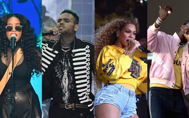 Soul Train Awards 2020: HER, Chris Brown, Beyoncé e Young Thug Lead Nominations
