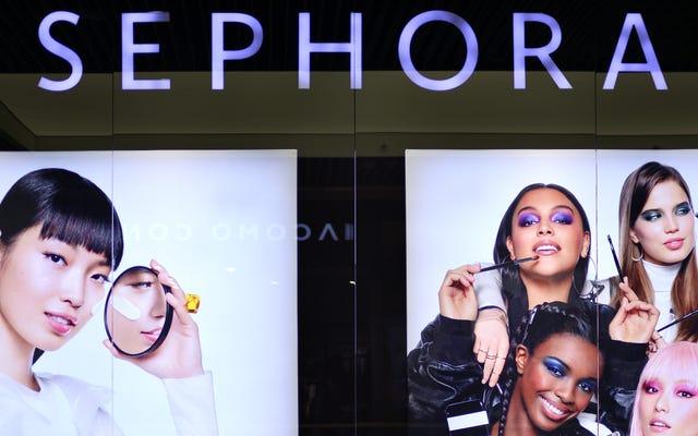 สร้างความดีตามคำมั่นสัญญากับแบรนด์ความงาม BIPOC Sephora เป็นศูนย์กลางในโครงการเร่งรัดปี 2564