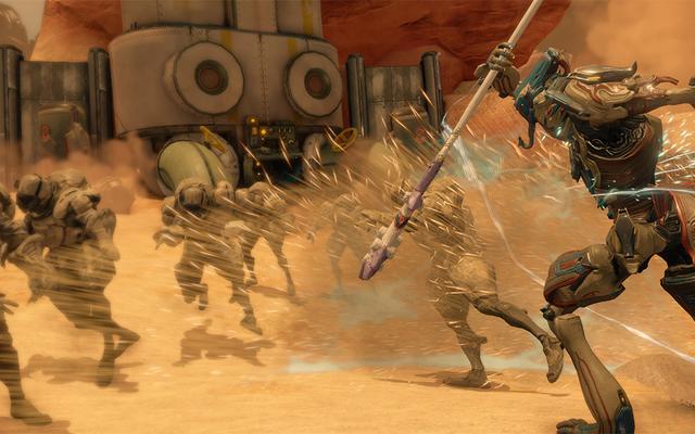 La semaine en jeux: Battle Frame