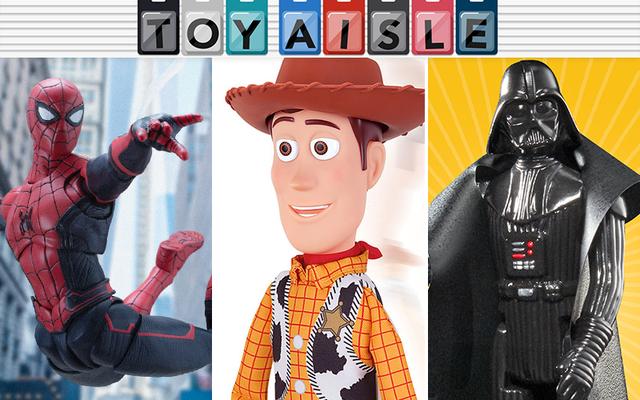 सप्ताह का अजीब खिलौना खिलौना कहानी की वुडी ड्रॉप डेड