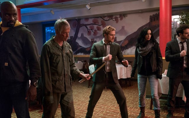 Các chương trình Marvel của Netflix không thể quay lại sau ít nhất 2 năm