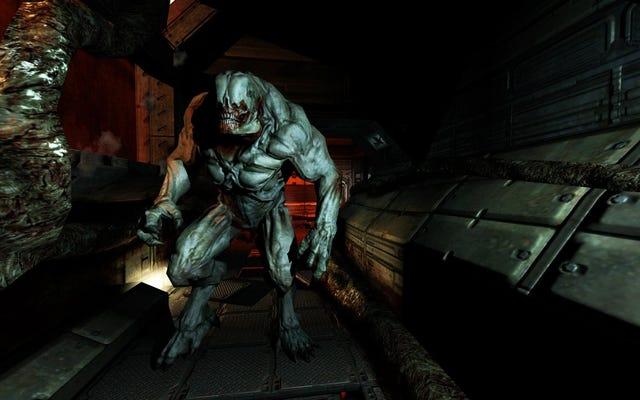 15 lat później byłem w końcu wystarczająco odważny, aby ukończyć Doom 3