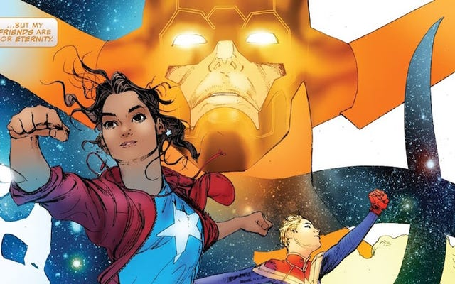 Marvel's Ultimates² acaba de terminar con una increíble reunión y un nuevo destino para Galactus