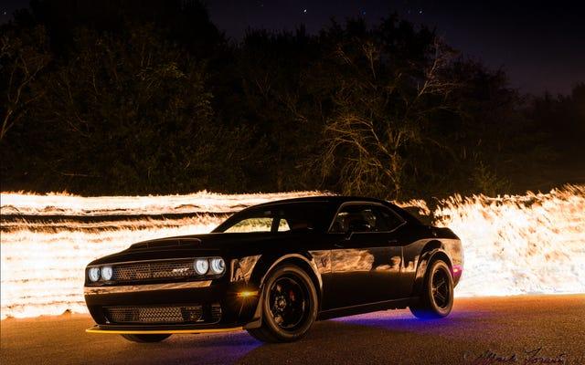 Wallpaper Dodge Challenger SRT Demon Anda yang Sangat Mengagumkan Ada Di Sini